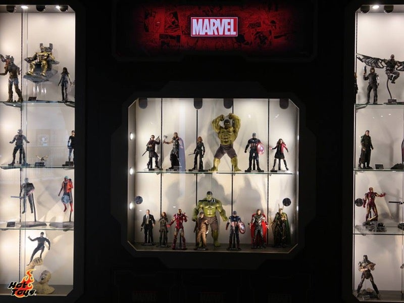 Marvel Collection Store Opens in South Korea