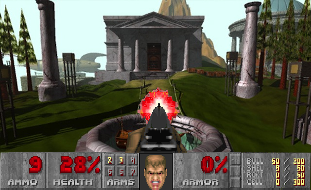 What Creators of Doom and Myst Thought Of Each Other's Games in 1993