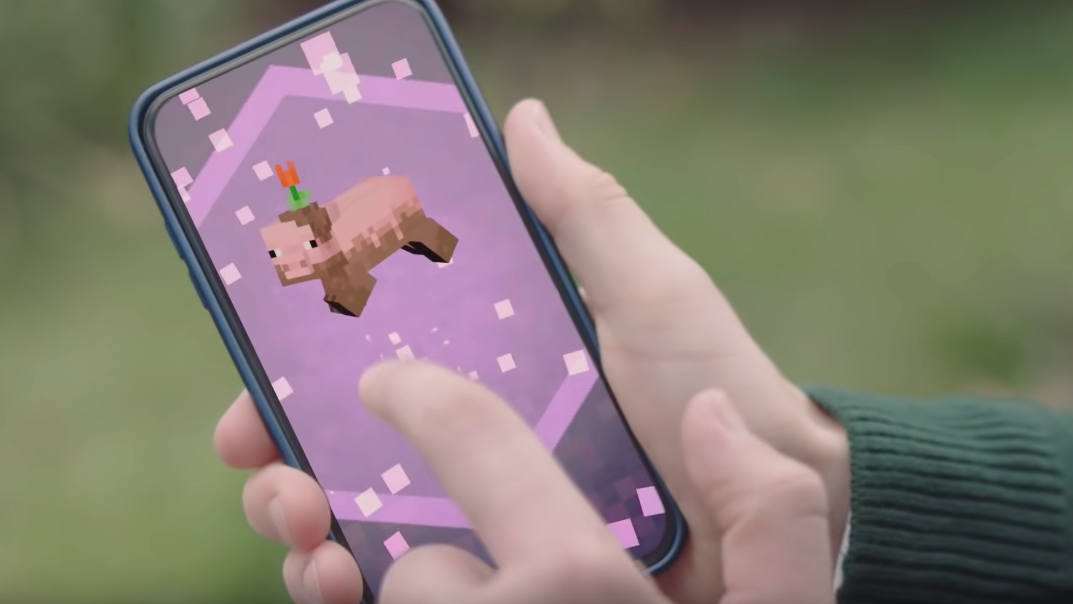 Microsoft Bets Big On AR With U.S. Launch Of Minecraft Earth In Early Access