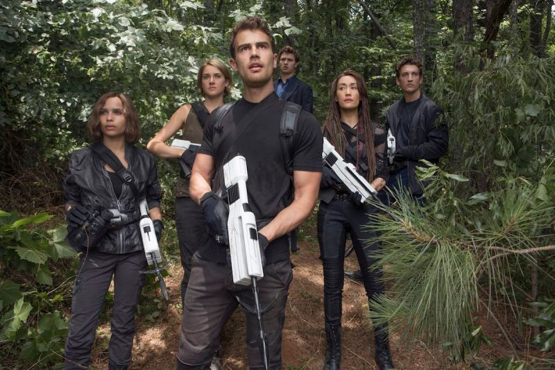 The Final Divergent Film Has Been Downgraded To A TV Movie