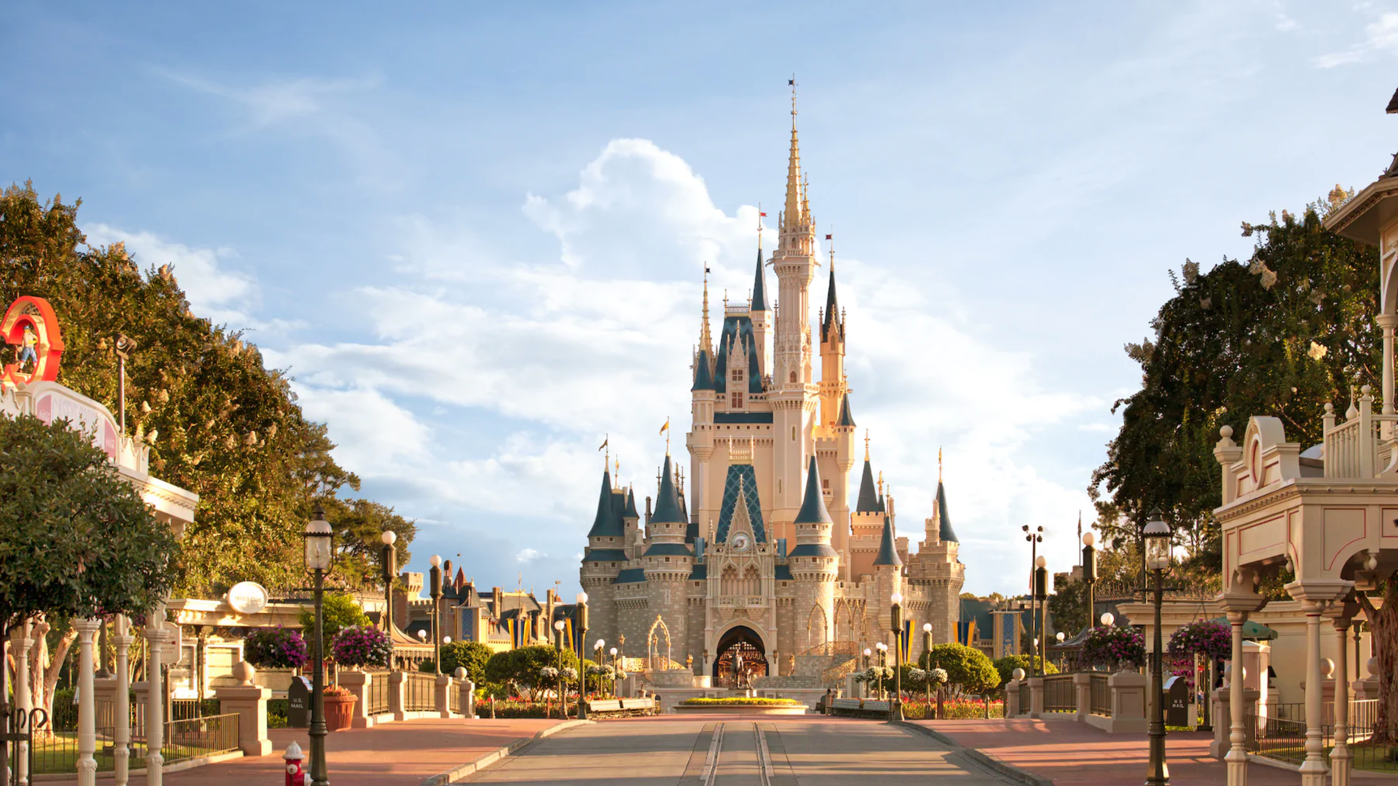 Take A Virtual Trip To Disney World