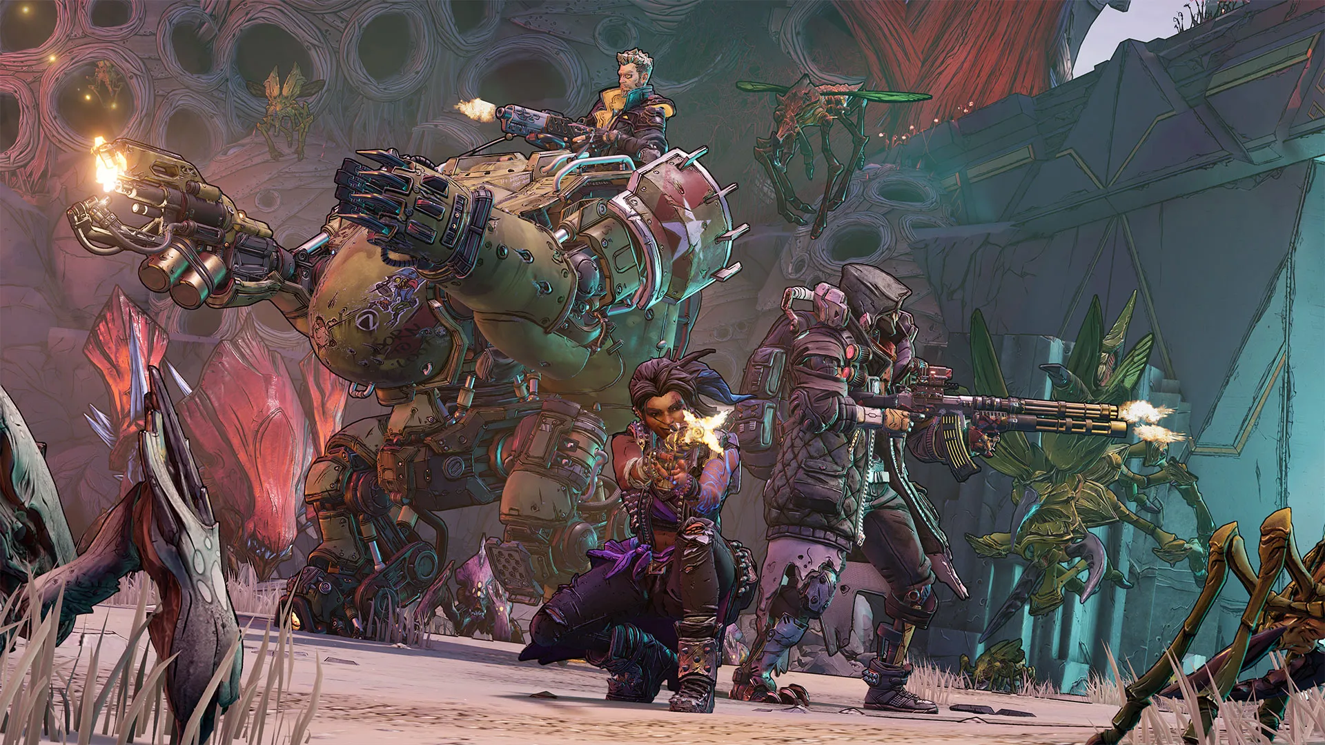 Borderlands 3 Is Making Revives Less Annoying