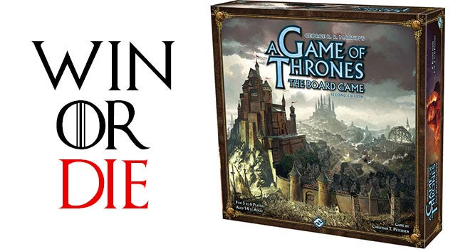 How To Win At Game Of Thrones (The Board Game)