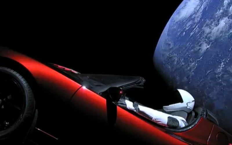 How To Track Elon Musk's Tesla Roadster On Its Way To Mars