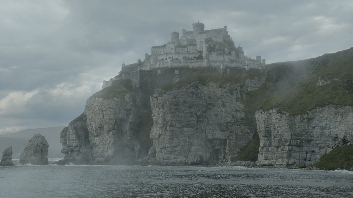 Fine art game of thrones has some beautiful paintings in for Matte painting
