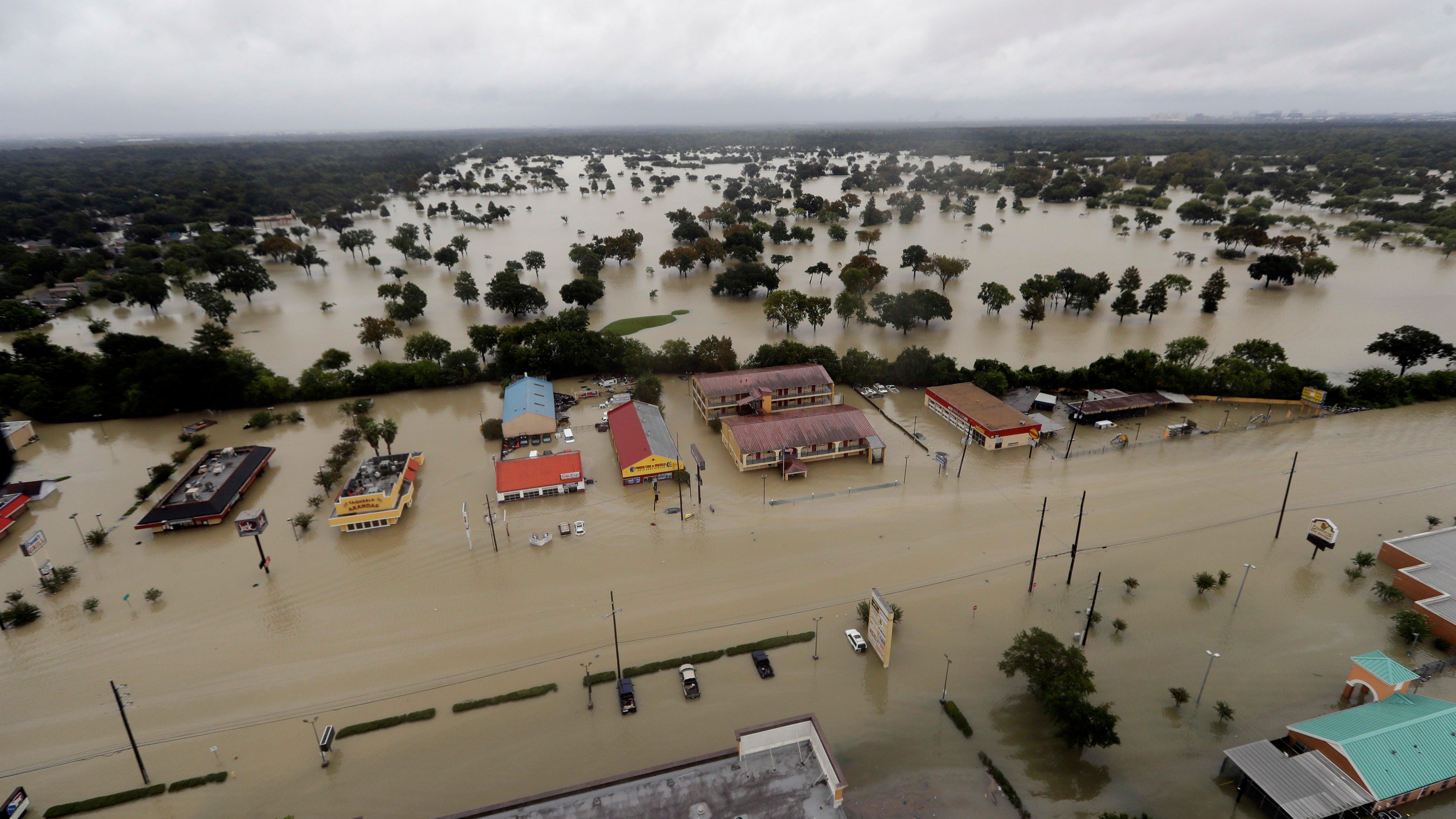Hurricane Harvey Has Left A Chemical Plant Near Houston Ready To Detonate
