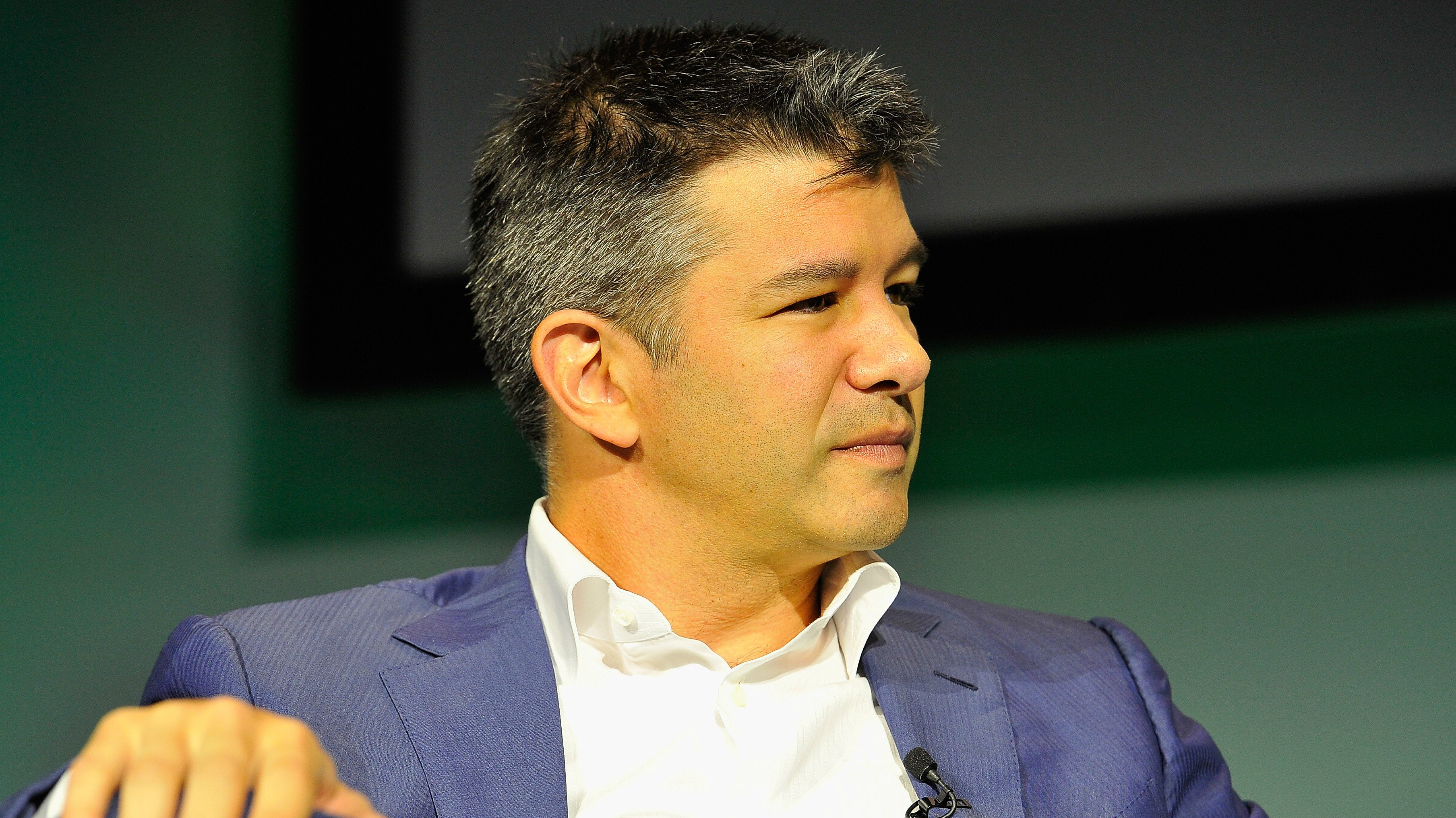 Uber CEO Quits Trump Business Council