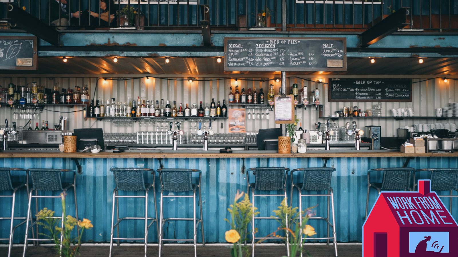 Why I Work At Bars Instead Of Coffee Shops