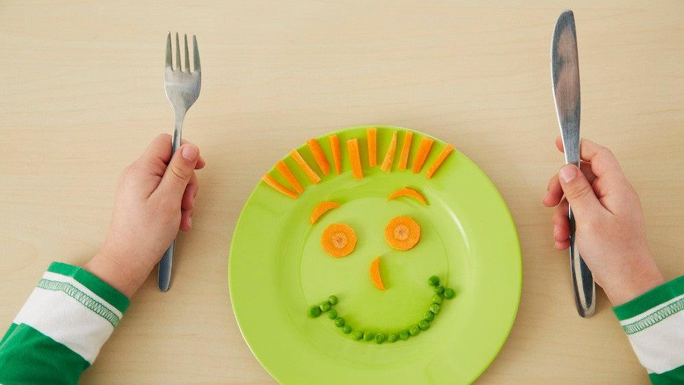 A Dietitian's Hacks For Feeding Picky Children