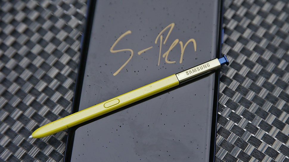 Samsung Found A Genuinely Good Reason To Use A Stupid Stylus