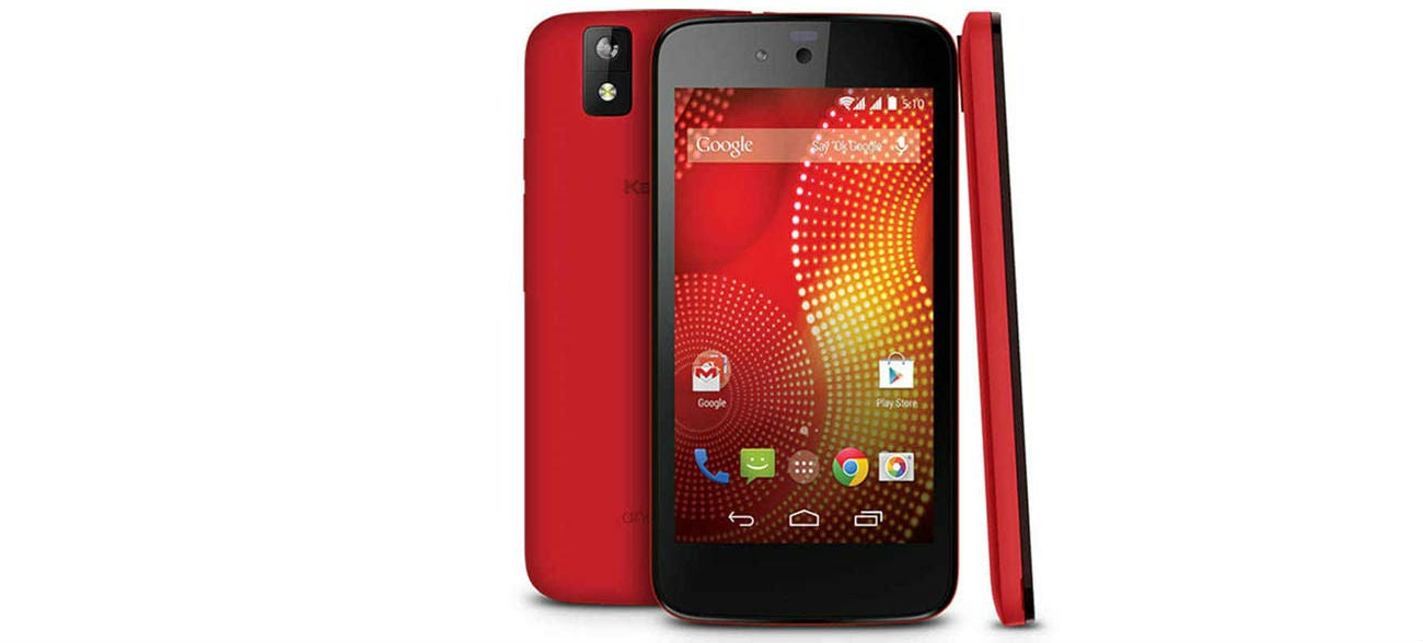 Google Kicks Off Android One in India With Three $US105 Handsets