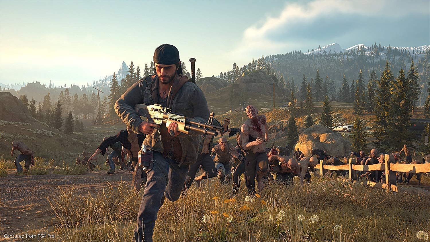 Days Gone's Best Twist Is At The End Of Its Worst Storyline