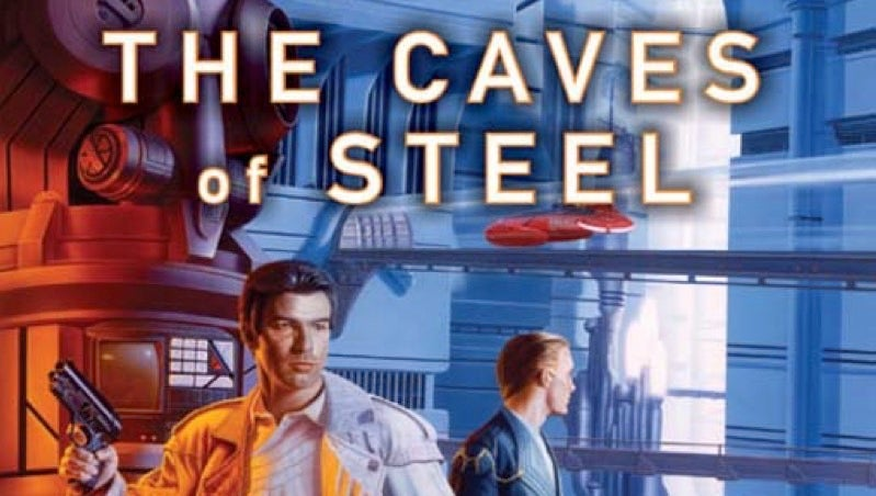 I, Robot Screenwriter Akiva Goldsman Will Adapt Asimov's The Caves Of Steel