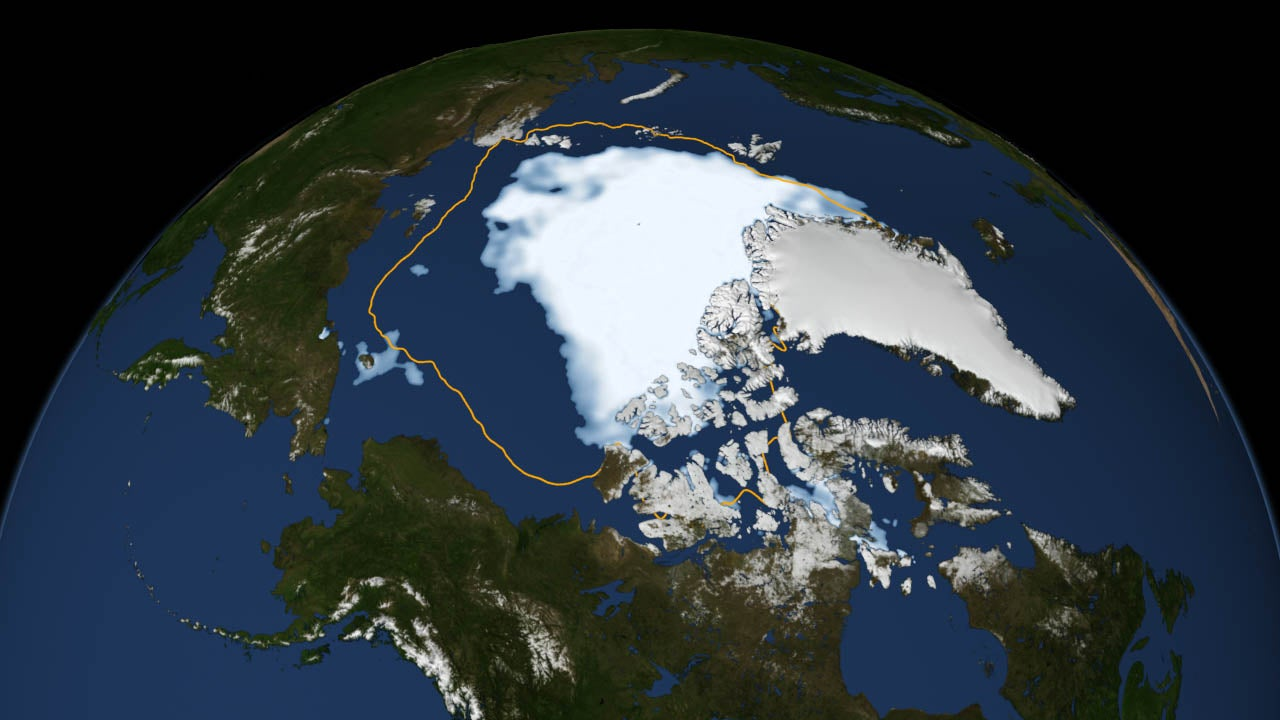 The Arctic Is In Such Bad Shape That Scientists Propose Refreezing It Ourselves