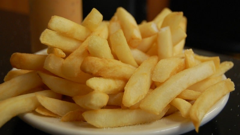 Deep-Frying Vegetables Can Actually Add Nutritional Value