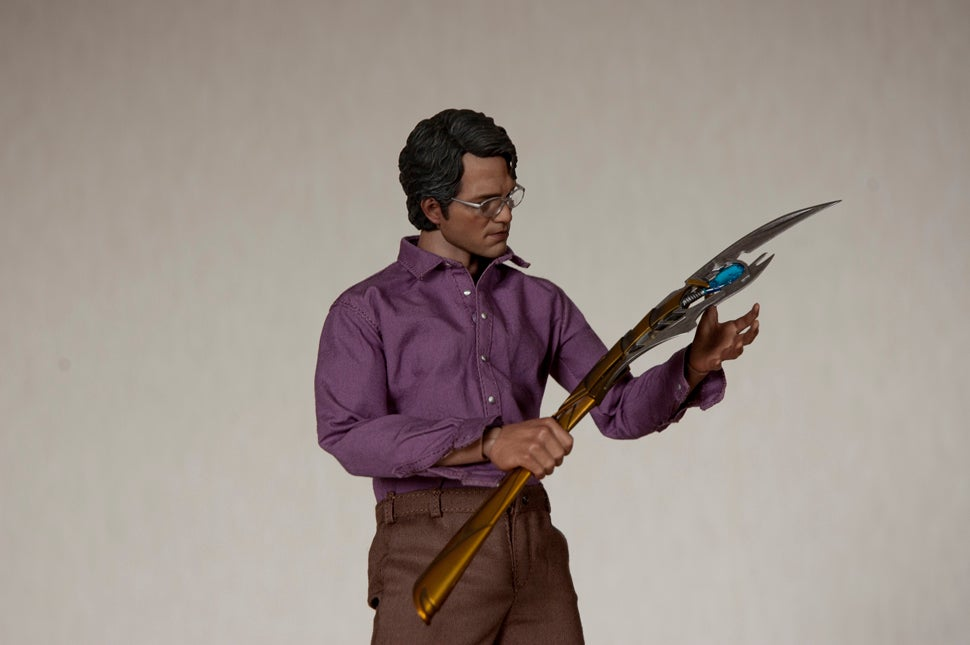 This Avengers Bruce Banner Figure Isn't Always Angry