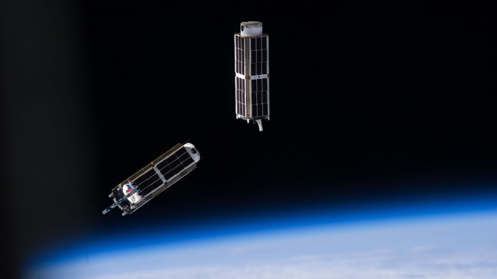 Small Satellites Could Be Playing A Dangerous Game Of Bumper Cars In Space