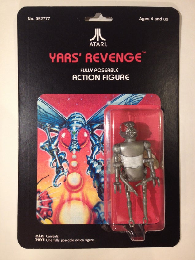 The Atari Action Figures We Never Had
