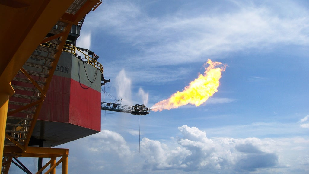 The Oil Industry Can't Stop Torching Methane and Wrecking Our Climate