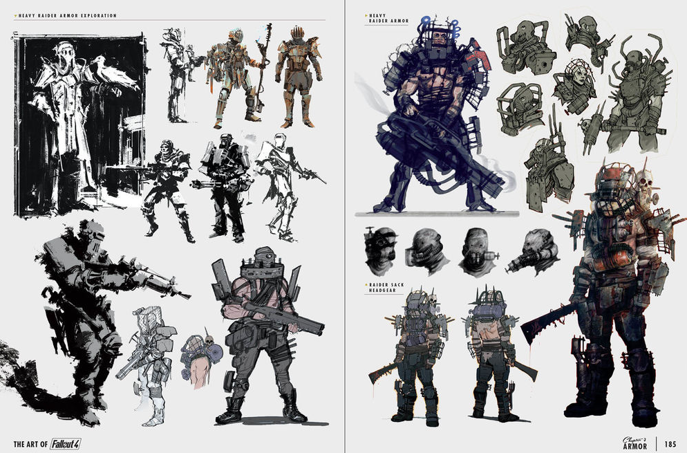 Fallout 4 Armour Basics | Kotaku Australia
