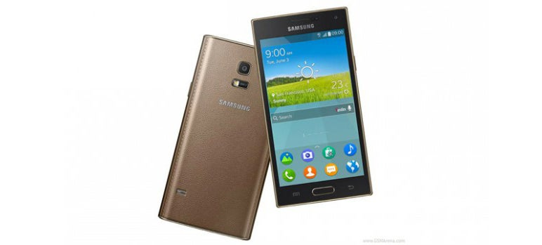 This Is Samsung's First Tizen Phone