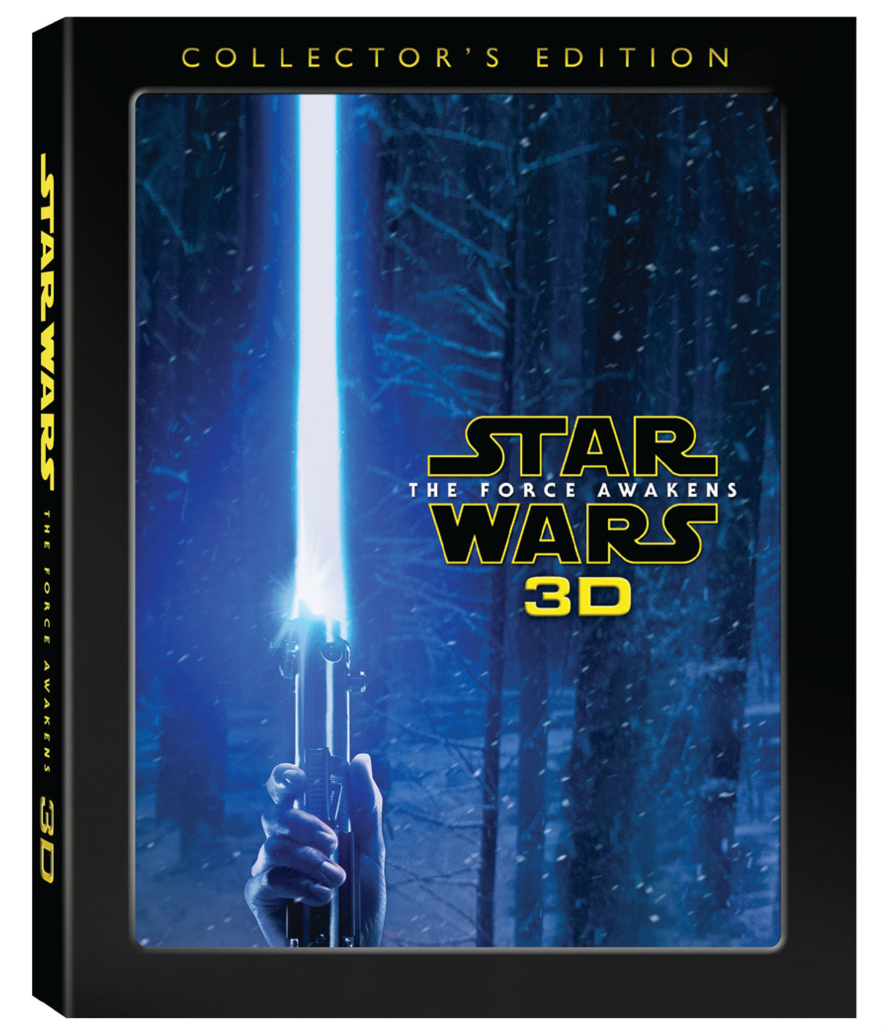 Sorry, You Have to Buy The Force Awakens on Blu-Ray Again (and Also a 3D TV)