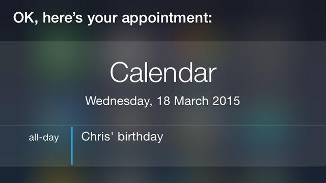 10 Tricks to Make Yourself an iOS Calendar Master