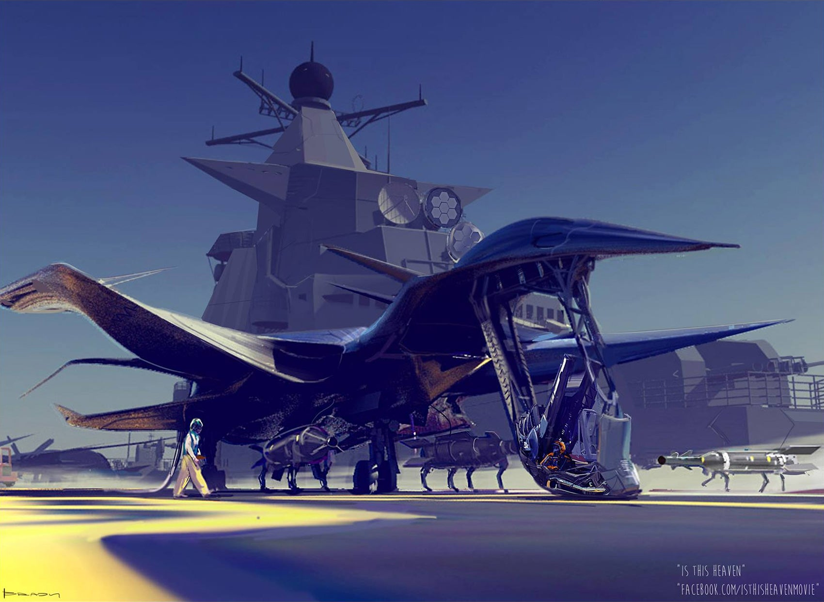These pterodactyls combat jets are so damn cool