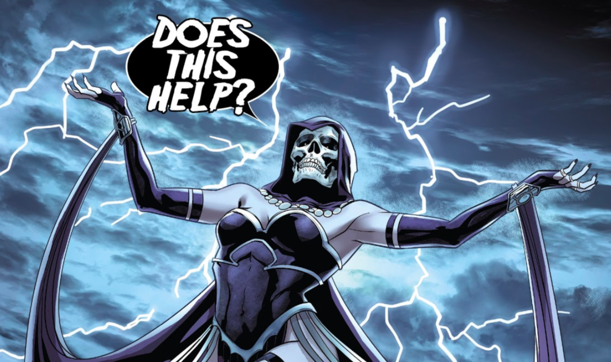 A Guide To Marvel's Death, Who Is So Much More Than Thanos' Muse