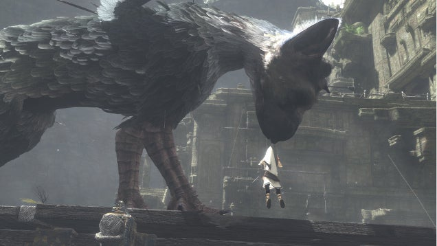The Last Guardian Sure Sounds Like a PS4 Game