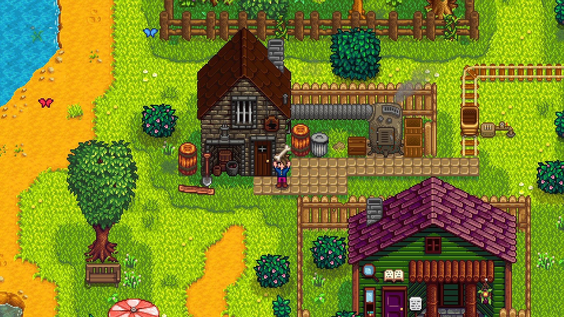Stardew Valley Made More Money On Steam Than Most Holiday Blockbusters