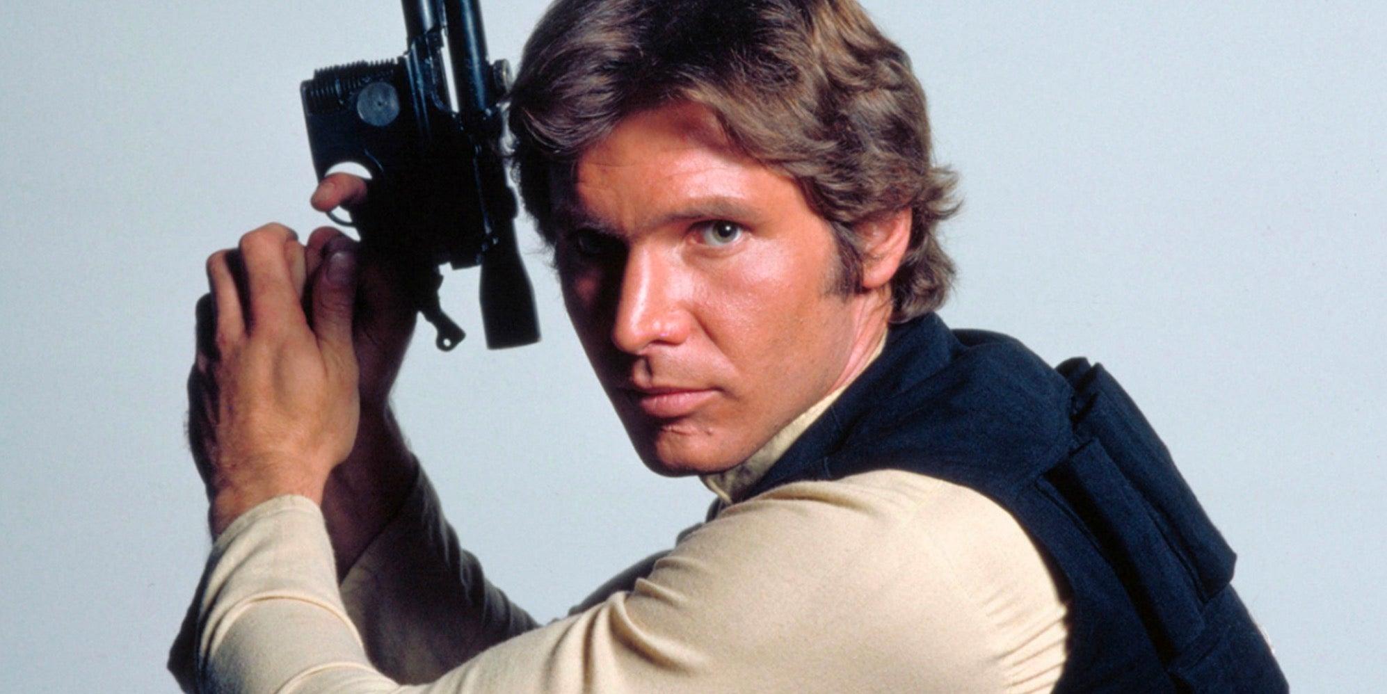 Alden Ehrenreich's Han Solo Hair Is So On Point