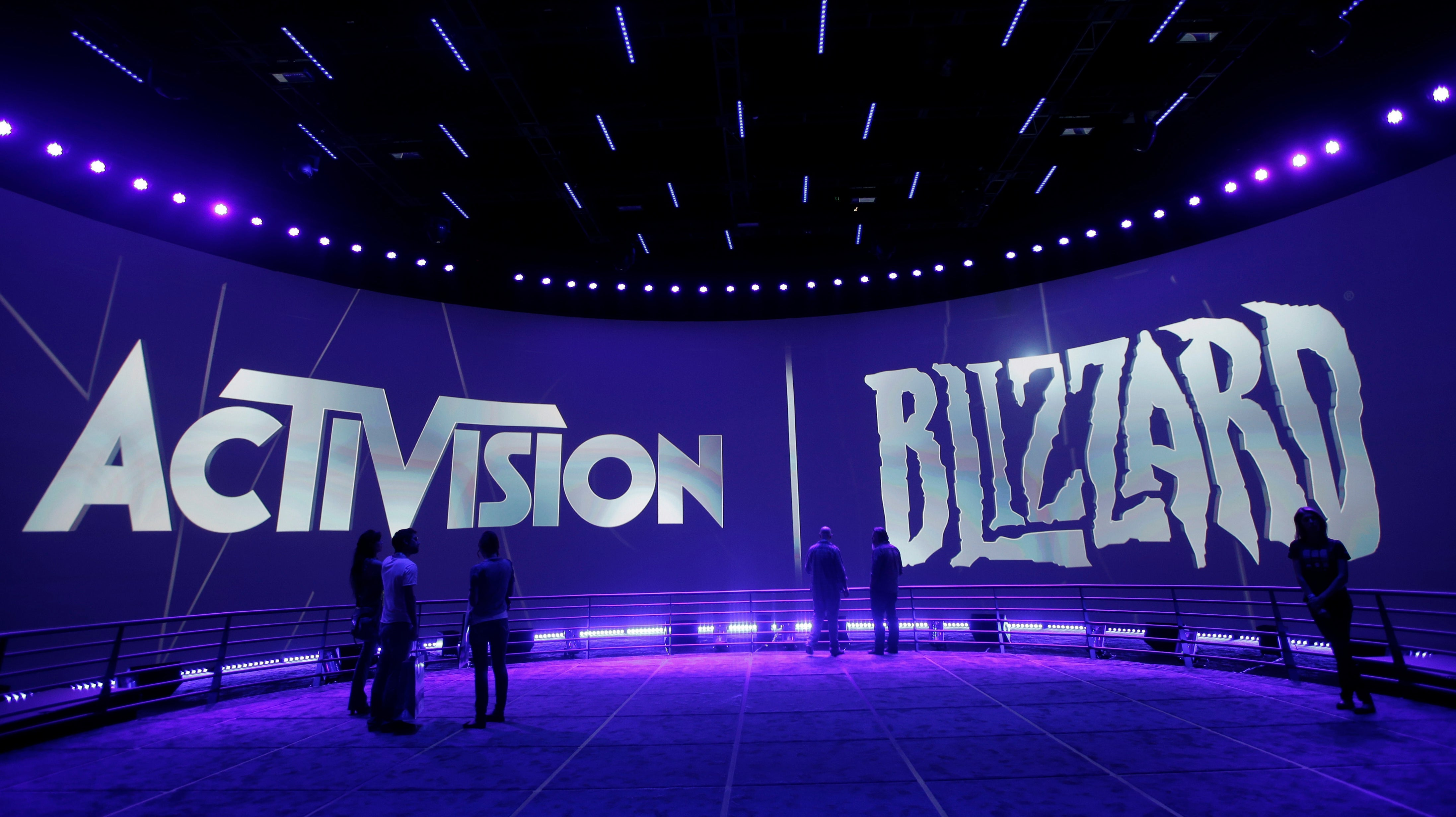 Report: Activision Blizzard Wants To Know How Its Employees' Pregnancies Are Going