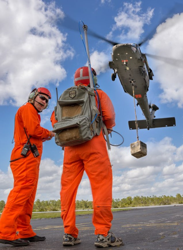 Military turn 5.2-ton Blackhawk into the world's biggest RC helicopter