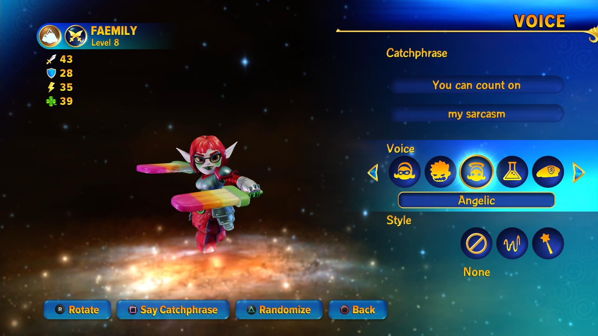 Character Creation Is The Best Part Of The New Skylanders