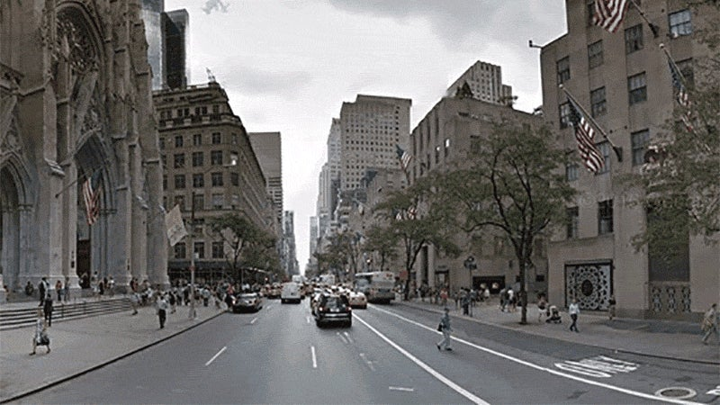 Take a Ride Through Any Place on Earth With This Street View Animator