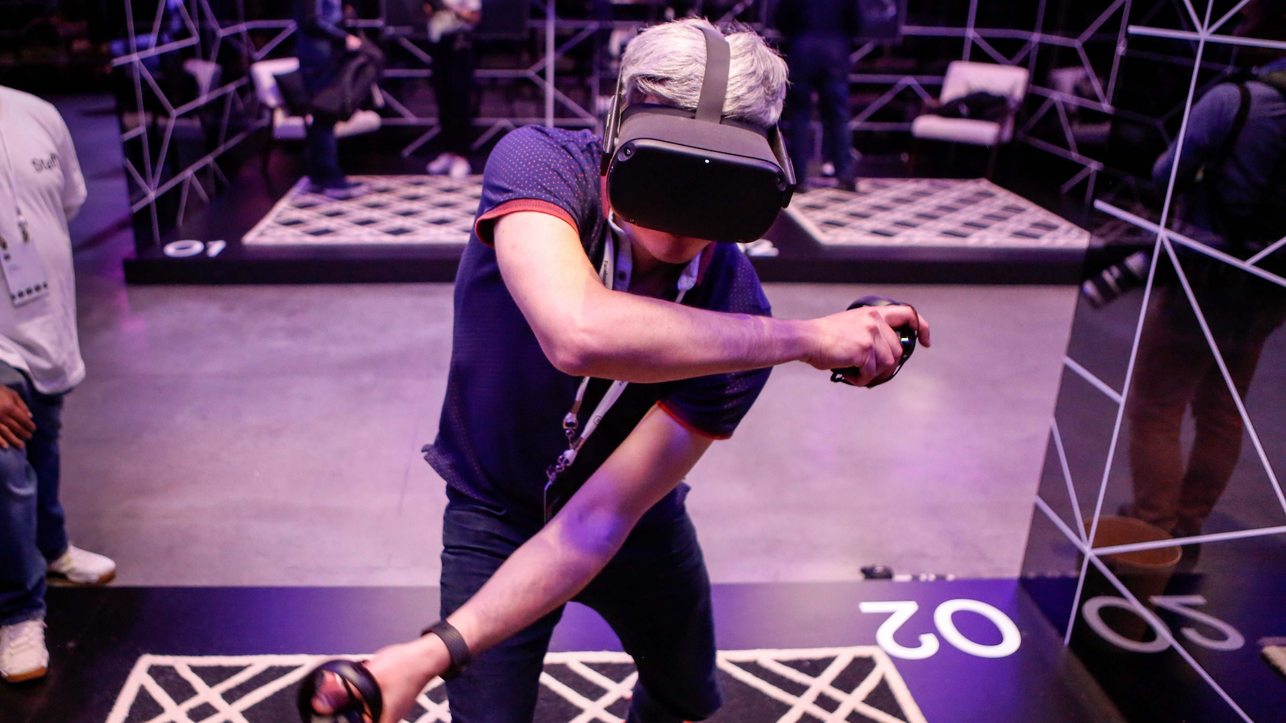 If Oculus Is Actually Making A Slimmer Quest VR Headset, I Might Buy It
