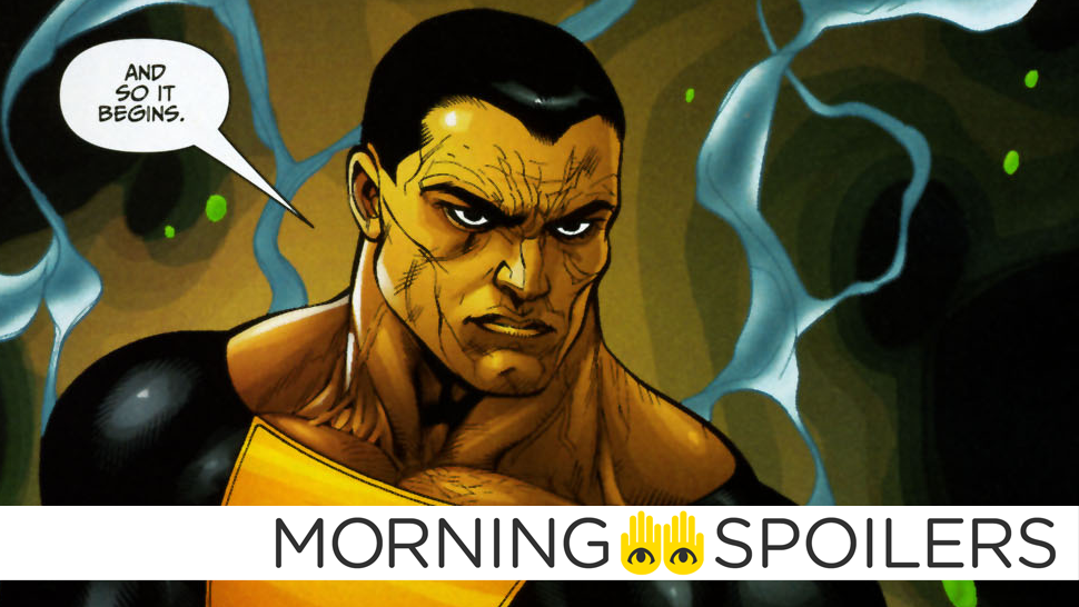 A New Black Adam Rumour Teases Some Interesting DC Characters In The Latest Script