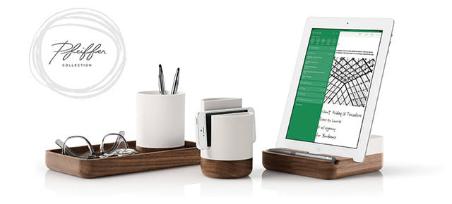 Evernote's New Desk Organisers Keep Your Physical Stuff Tidy Too