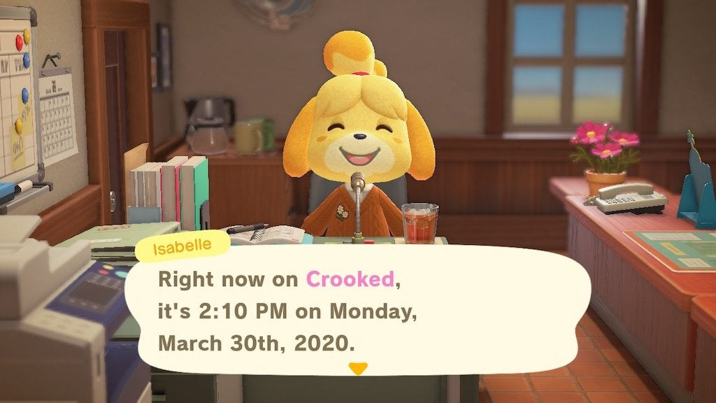 How To Time Travel In Animal Crossing: New Horizons
