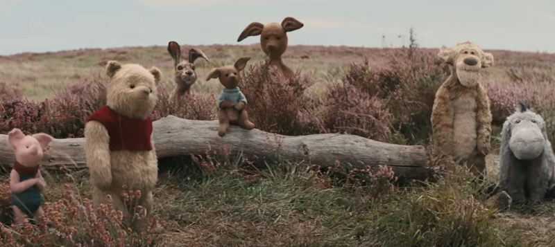 This Delightful Christopher Robin Trailer Will Relieve Some Of Your Existential Dread, At Least For A Little While