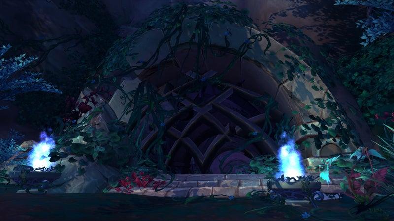 Suramar, World of Warcraft: Legion's New Zone, Looks Stunning
