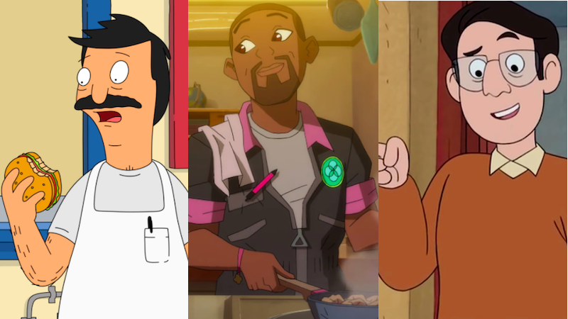 11 Cartoon Dads, Ranked