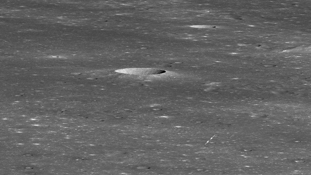 China's Space Agency Reveals What It Learned From Deep Radar Probe Of Moon's Far Side