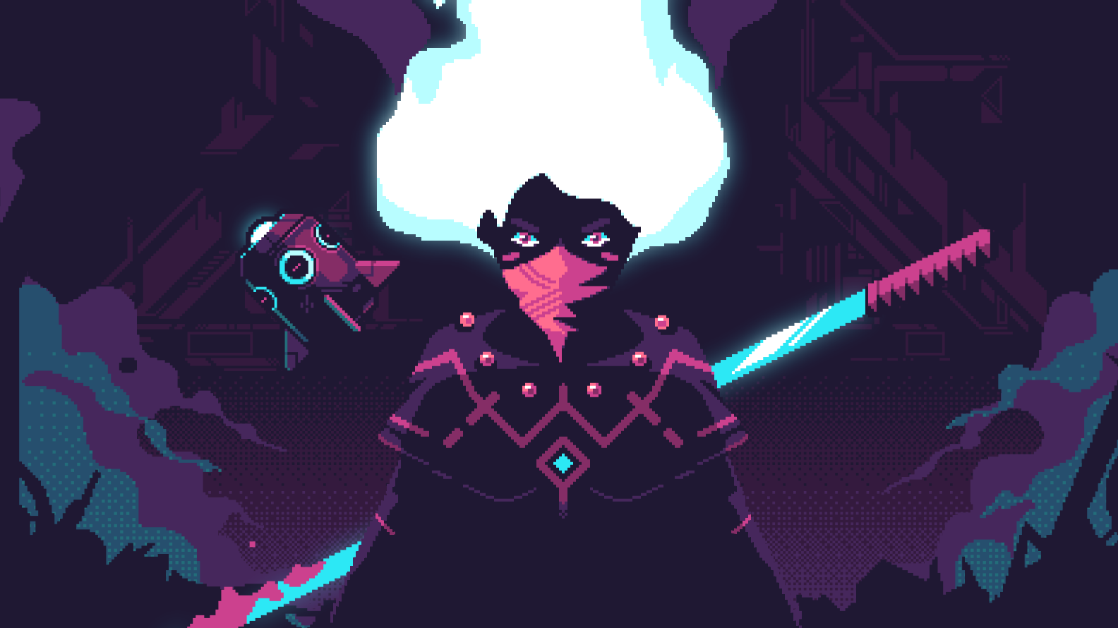 If You Like Celeste But Wish It Had More Swords, Try Scourgebringer