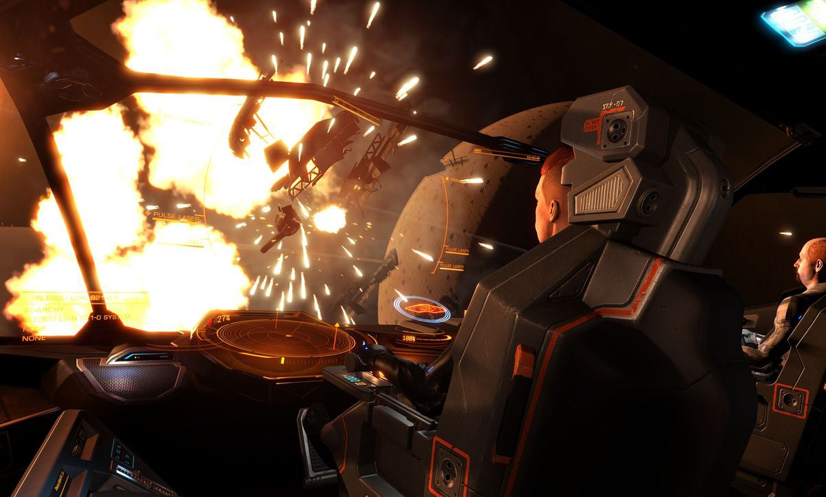 Notorious Elite: Dangerous Troll Ruins Historic In-Game Event