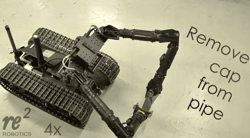A New Army Robot Has Creepily Nimble Fingers