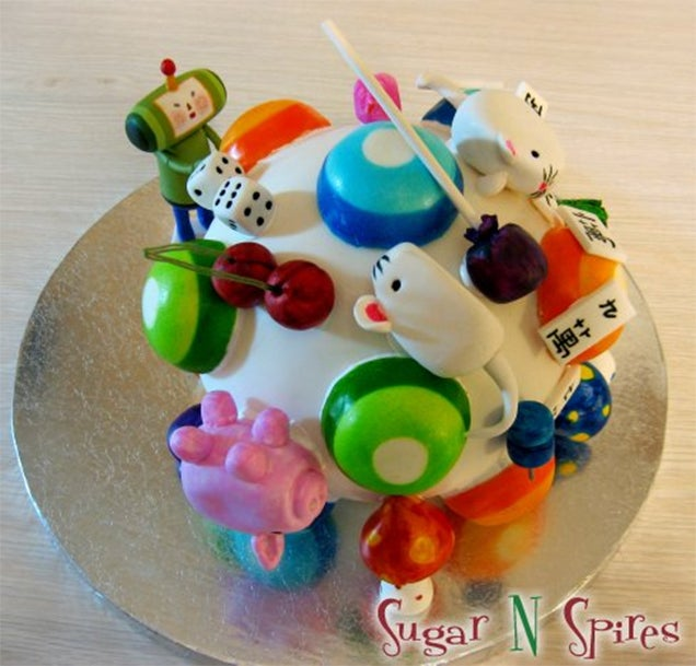 Let's Roll One Up For The 10th Anniversary Of Katamari Damacy
