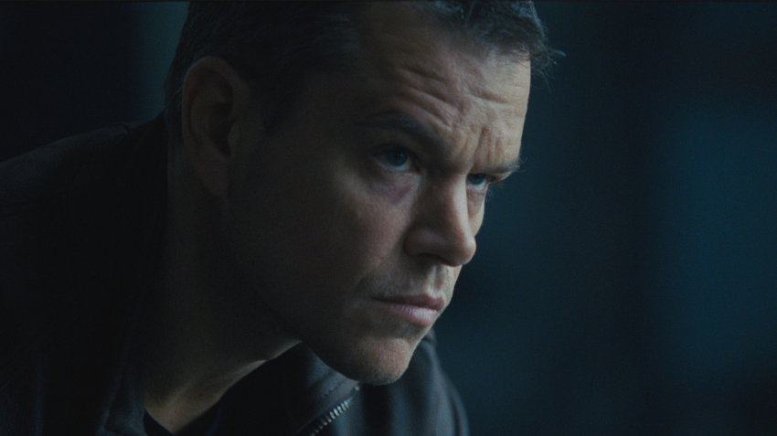 Jason Bourne 3D is Making People Sick