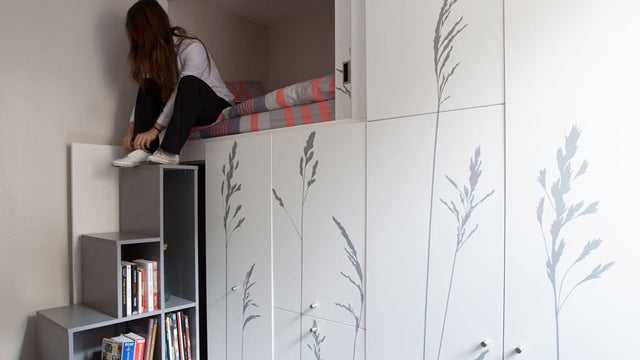 This Clever Wardrobe Hides An Entire Apartment